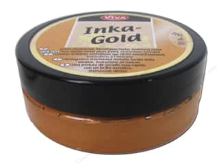 Viva Decor Inka Gold 2.2oz Orange