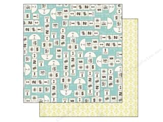 Carta Bella 12 x 12 in. Paper Hopscotch (25 piece)