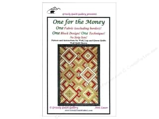 Gallery Books: Grizzly Gulch Gallery One For The Money Pattern