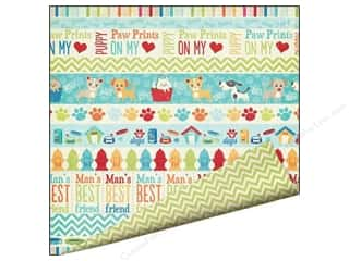 Imaginisce Paper 12x12 Good Dog Dog Parade (25 piece)