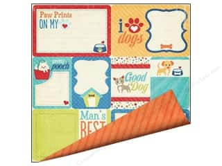 Imaginisce Paper 12x12 Good Dog Doggy Mail (25 piece)