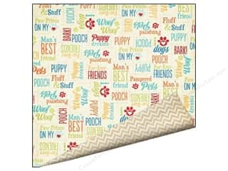 Imaginisce Paper 12x12 Good Dog Dog Speak (25 piece)