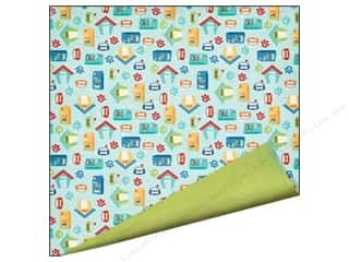 Imaginisce Paper 12x12 Good Dog In The Dog House (25 piece)
