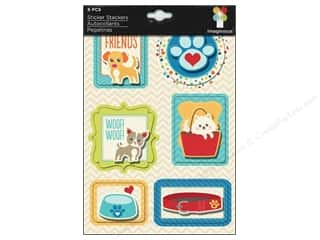 Imaginisce Sticker Good Dog Stacker Fur-everFriend
