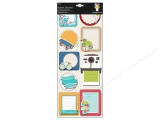 Children Black: Imaginisce Stickers Childhood Memories Stacker This Moment