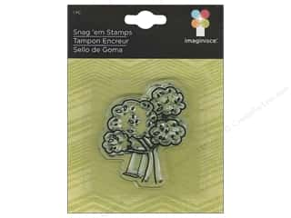 Imaginisce Snag &#39;em Stamp Childhood Memories Tree Swing