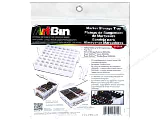 Semi-Annual Stock Up Sale: ArtBin Marker Storage Tray