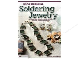 Solder: Design Originals Soldering Jewelry Book