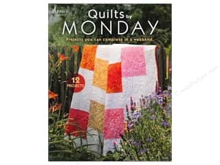 Quilts By Monday Book