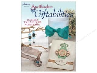paper craft books: Spellbinders Giftabilities Book-