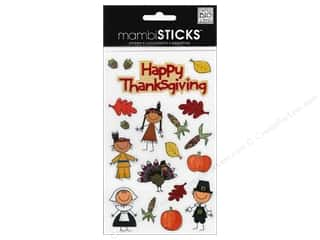 MAMBI Sticker Mini AKLM Thanksgiving