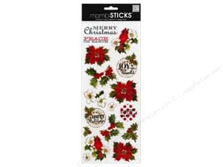 MAMBI Sticker Specialty Christmas Painted