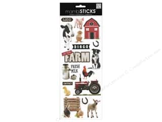 MAMBI Sticker Barn Yard Animals