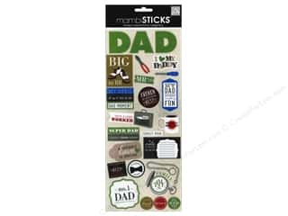 Me & My Big Ideas: MAMBI Sticker Specialty Father Knows Best Foil
