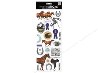 Me & My Big Ideas Animals: Me&My Big Ideas Sticker Champion Horses