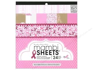MAMBI Sheets Cdstk Pad 8x8 BCR