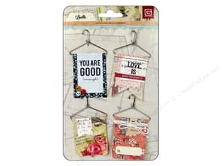 BasicGrey Embellishments Banner Lucille