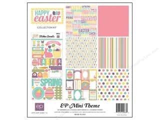 Clearance Echo Park Collection Kit: Echo Park Collection Kit 12 x 12 in. Happy Easter