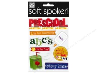 MAMBI Sticker Soft Spoken Preschool Look At Me