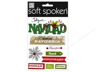 MAMBI Sticker Soft Spoken Feliz Navidad