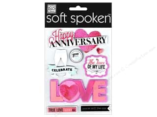 MAMBI Sticker Soft Spoken Anniversary Heart
