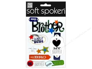 MAMBI Sticker Soft Spoken I Heart My Brother