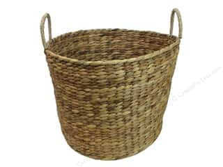 SPC Basket Round with Raised Handle