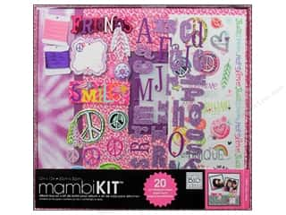 MAMBI Album Kit 12&quot;x 12&quot; Feathered Friends