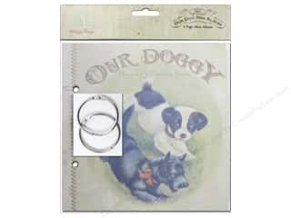Melissa Frances Mini Album 6x6 Attic Treasures Dog
