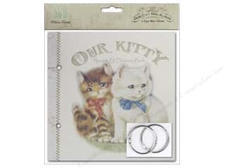 Melissa Frances Mini Album 6x6 Attic Treasures Cat