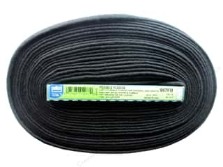 "Pellon batting: Pellon Fusible Fleece Black 45""x 15yd (15 yard)"