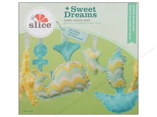 Cartridges Animals: Slice Fabric Design Card Sweet Dreams