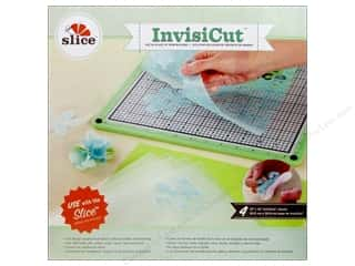 "Design Layout Sheets: Slice InvisiCut 12""x 12"" 4pc"
