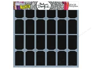 Clearance The Crafters Workshop Template: The Crafter's Workshop Template 12 x 12 in. Swatter