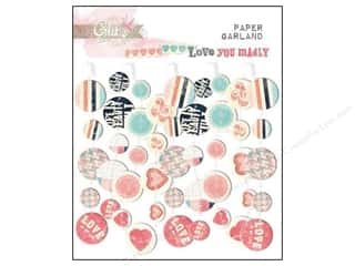 Glitz Design Glitz Design Embellishment: Glitz Design Garland Paper Love You Madly