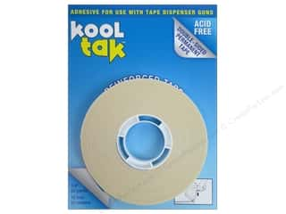 Kool Tak Reinforced Tape 1/2&quot;x33yd