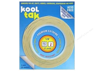 Kool Tak Premium Extreme Tape 1/8&quot;x27yd