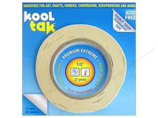Kool Tak Premium Extreme Tape 1/2&quot;x27yd