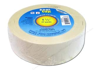 "Picture/Photo Frames Glues, Adhesives & Tapes: Kool Tak Premium Extreme Tape 1 1/2""x27yd"