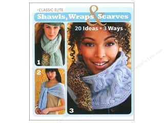 Spring Patterns: Sixth & Spring Shawls, Wraps & Scarves Book by Classic Elite Yarns