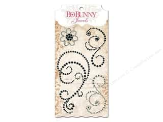 Bo Bunny Dimensional Stickers: Bo Bunny Jewels Licorice
