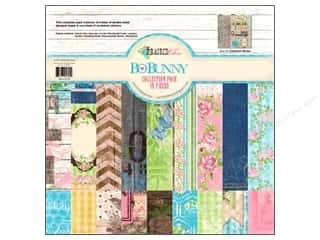Bo Bunny Paper Collection Pack Prairie Chic