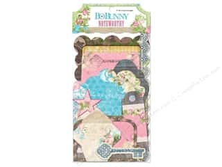 Bo Bunny Noteworthy Journal Card Prairie Chic