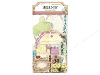 Bo Bunny Noteworthy Journal Card C&#39;est La Vie