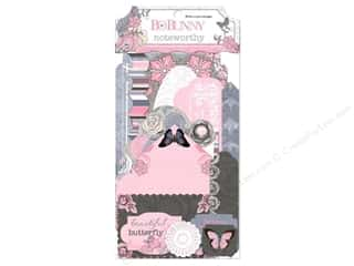 Bo Bunny Noteworthy Journal Card Isabella