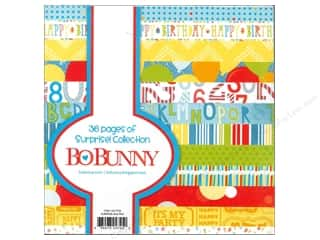 Bo Bunny Paper Pad 6x6 Surprise