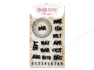 Bo Bunny Stamps Clear On This Day