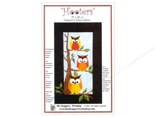 Design Master New: The Designers Workshop Hooters Pattern by Eileen Sullivan