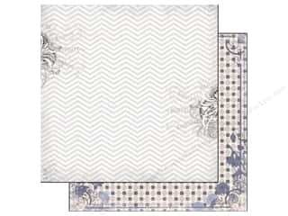 Bo Bunny Bo Bunny 12 x 12 in. Paper: Bo Bunny 12 x 12 in. Paper Isabella Collection Rose (25 pieces)