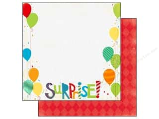 Bo Bunny Paper 12x12 Surprise (25 piece)